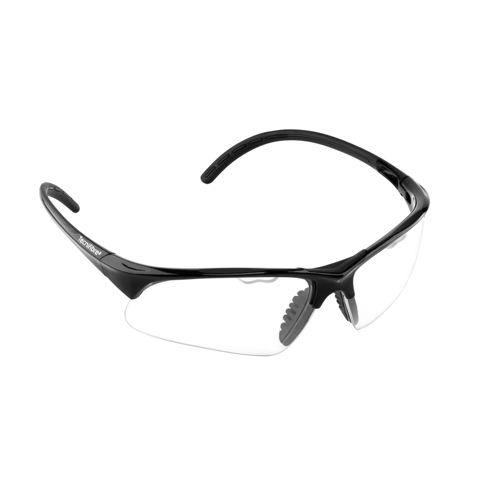 SQUASH GLASSES BLACK
